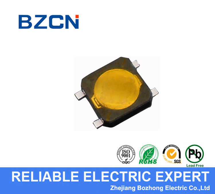 Dustproof Momentary Tactile Switch / Micro Tactile Switch 3X3 Mm SMD Thin Firm